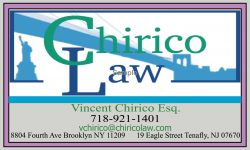 CHIRICO-LAW